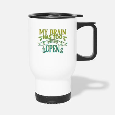 Open Brain Open - Tazza termica