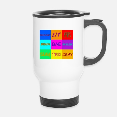 Culture culture pop - Mug thermos