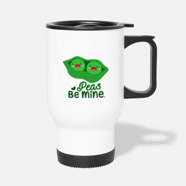 Peas peas - Travel Mug