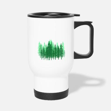 Mountains Mountains Mountains mountaineering - Travel Mug