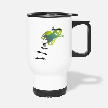 Ghost Ghost / Ghost - Travel Mug