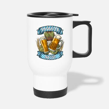 Bavarian Bavarian native - Travel Mug