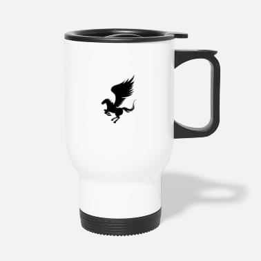 Creature Pegasus - Travel Mug