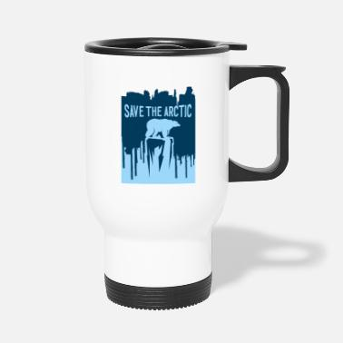 Arctic Save The Arctic - Travel Mug