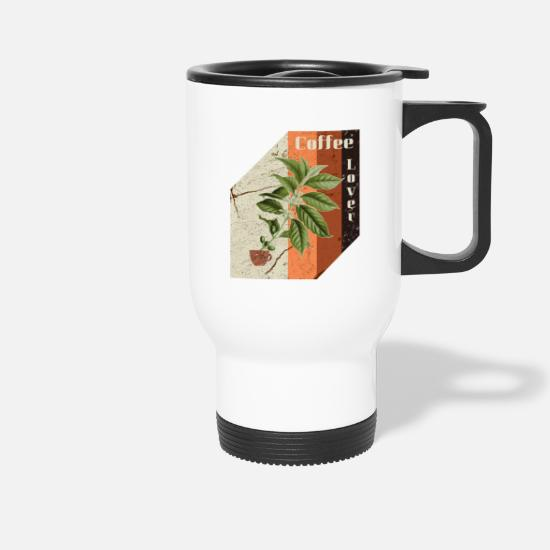 Birthday Mugs & Drinkware - Coffee - coffee - coffee - gift idea - breakfast - Travel Mug white