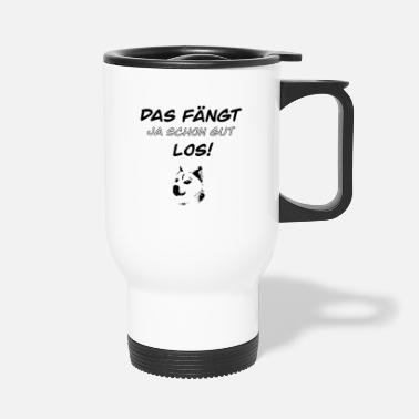 Meme Meme meme meme meme chien chien drôle - Mug isotherme