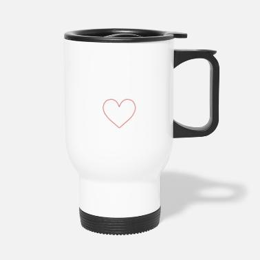 Pentecostal Daddy Heart - Best Dad Dad Love Gift - Travel Mug