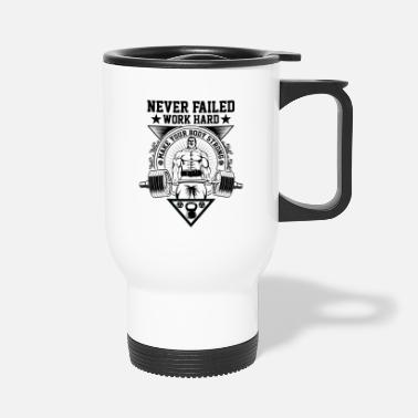 Never failed work - Travel Mug