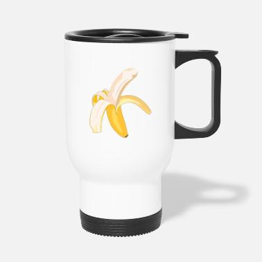Banana Banana - banana - Travel Mug