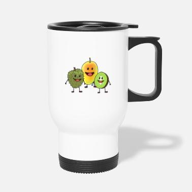 Fruit Fruit fruit fruits - Travel Mug