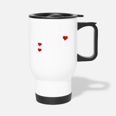 Steal Here To Steal - Travel Mug