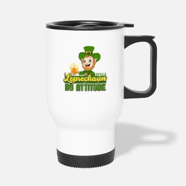 Proost St Patricks Day - Thermosbeker