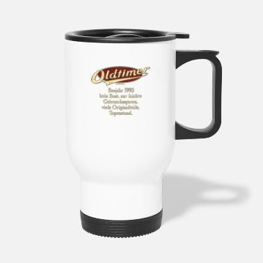 25 Ans Voiture ancienne année 1995-25 - - Mug isotherme