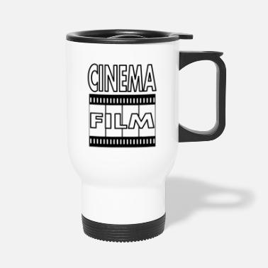 Cinema Film cinema cinema - Travel Mug