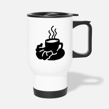 Tea Coffee Cup - Travel Mug
