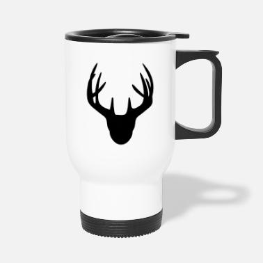 Stags stag - Travel Mug