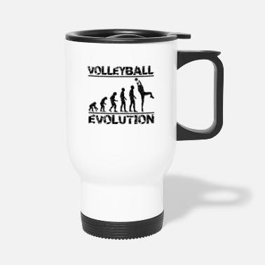 Volley Camiseta Volley Evolution - Taza termo