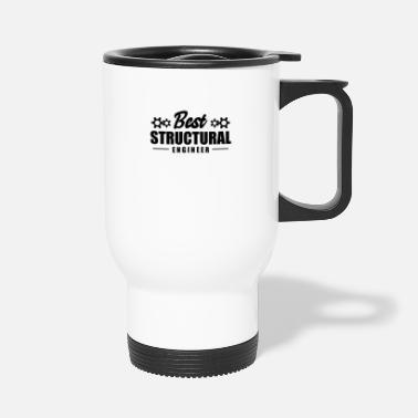 Structure Team structural engineer structural engineer structural engineer - Travel Mug