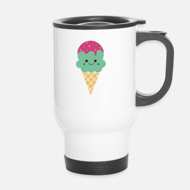 Froid glace - Mug thermos