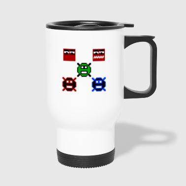Retro Gaming - Travel Mug