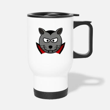 Count Count Catula - Travel Mug