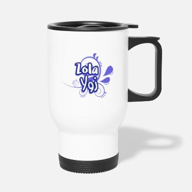 Islam Zola in Arabic script - Travel Mug