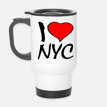 Nyc NEW YORK - Travel Mug