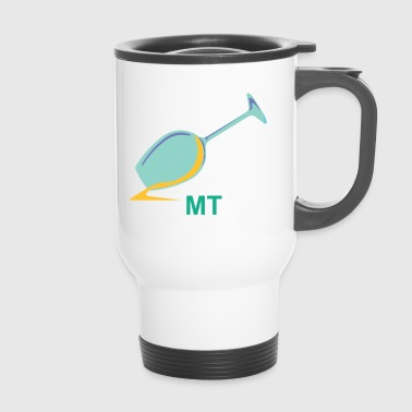 glass - Travel Mug