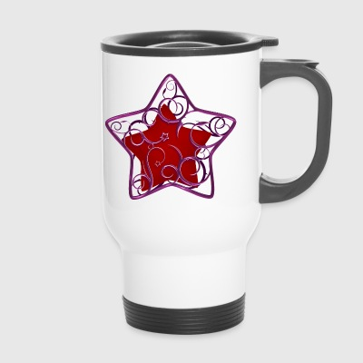 Star in the cage - Travel Mug