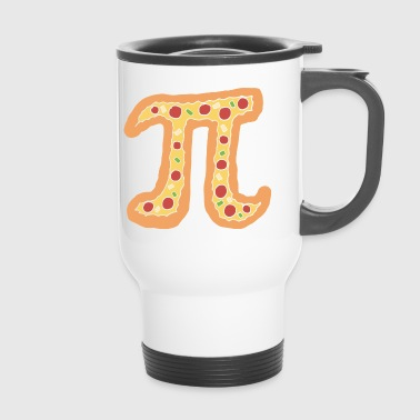 Pizza Pi Funny Visual Math Pun Gift - Termokrus