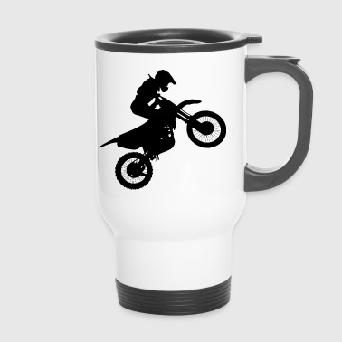 Motorcycle Motocross - Thermobecher