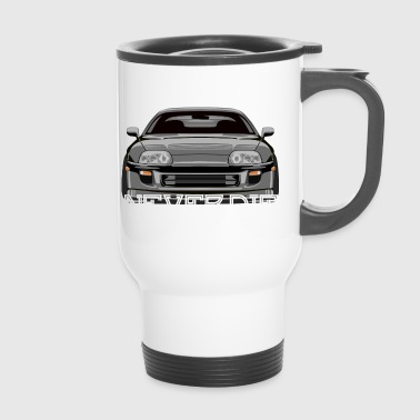 Supra MKIV legends never die - Travel Mug