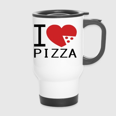 I Love Pizza - Tazza termica