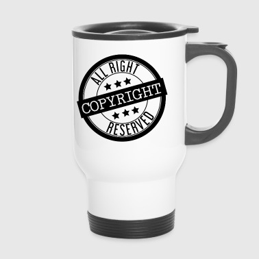 COPYRIGHT - Travel Mug