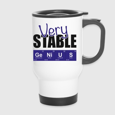 Stable genius gift for students - Travel Mug