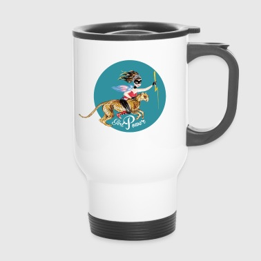 Girl Power - Travel Mug