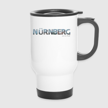 Nuremberg my city of favorite region - Travel Mug