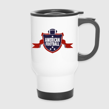 American Football - Travel Mug