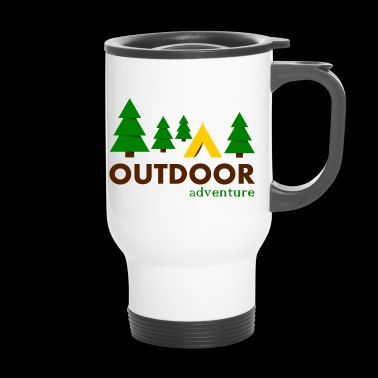 Outdoor Adventure Camp - Mug thermos