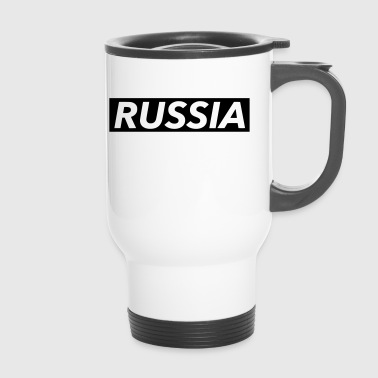 russia - Travel Mug