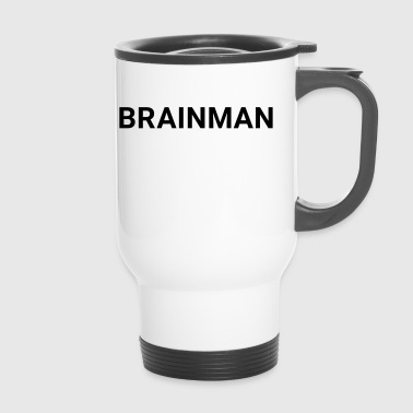 BRAINMAN - Thermobecher