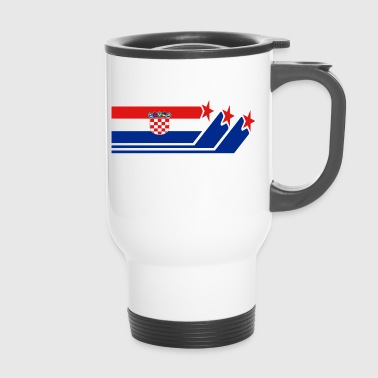 Croatia / Croatian flag / gift - Travel Mug
