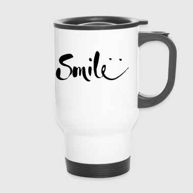 smile - Travel Mug