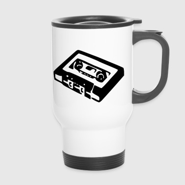 Cassette Old School - Mug thermos