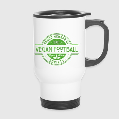 Regalo membro Vegan Football Athlete Society Club - Tazza termica