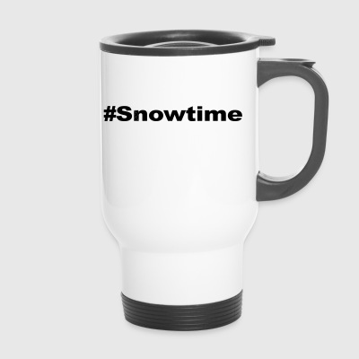 #snowtime - Thermobecher