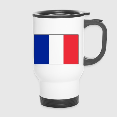 drapeau france - Mug thermos
