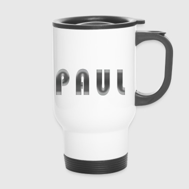 Paul Name - Thermobecher