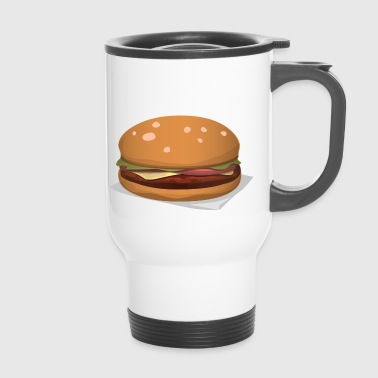 hamburger - Thermo mok