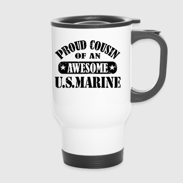proud cousin - Travel Mug
